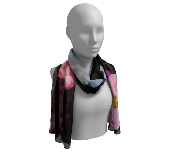 MEdesign studio camellia scarf