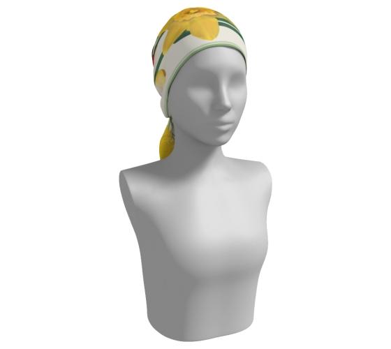 ME design Studio Spring Head Wrap Cream