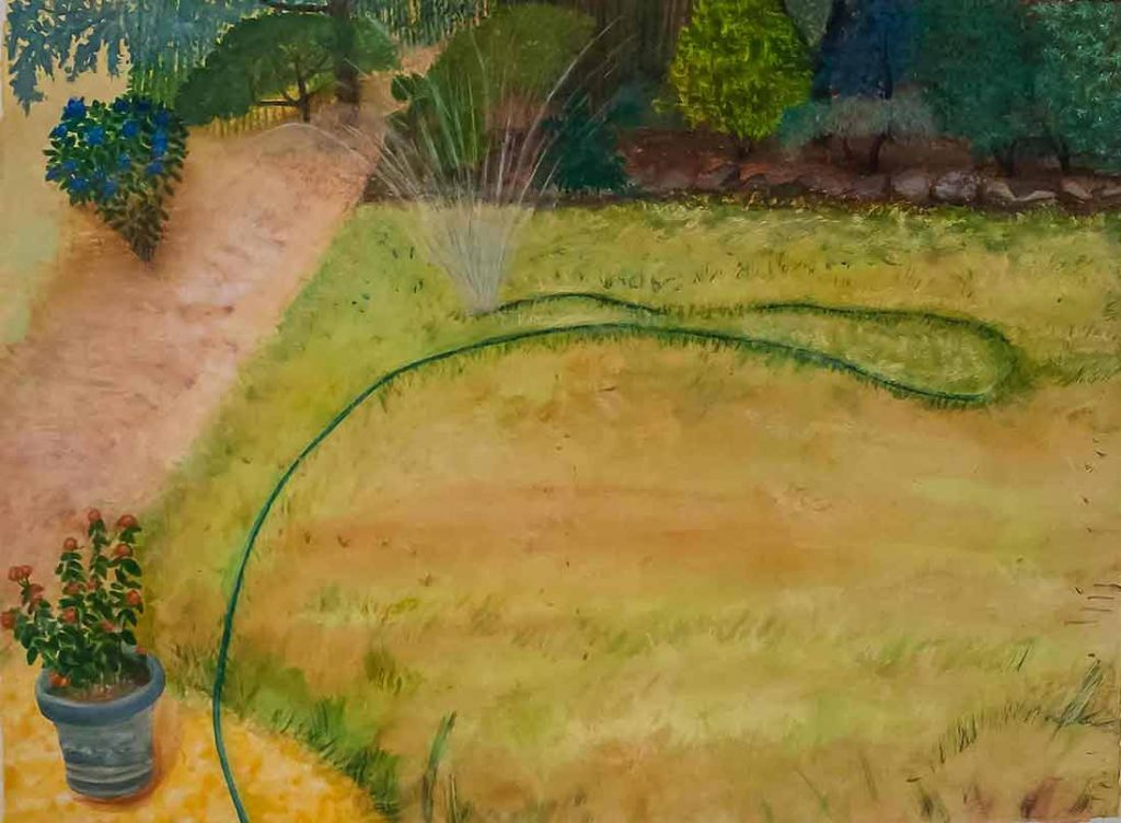 Summer Lawn 30×22 inches