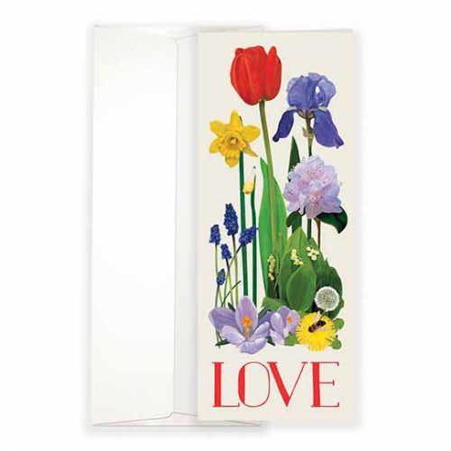 Botanical Love Greeting Cards