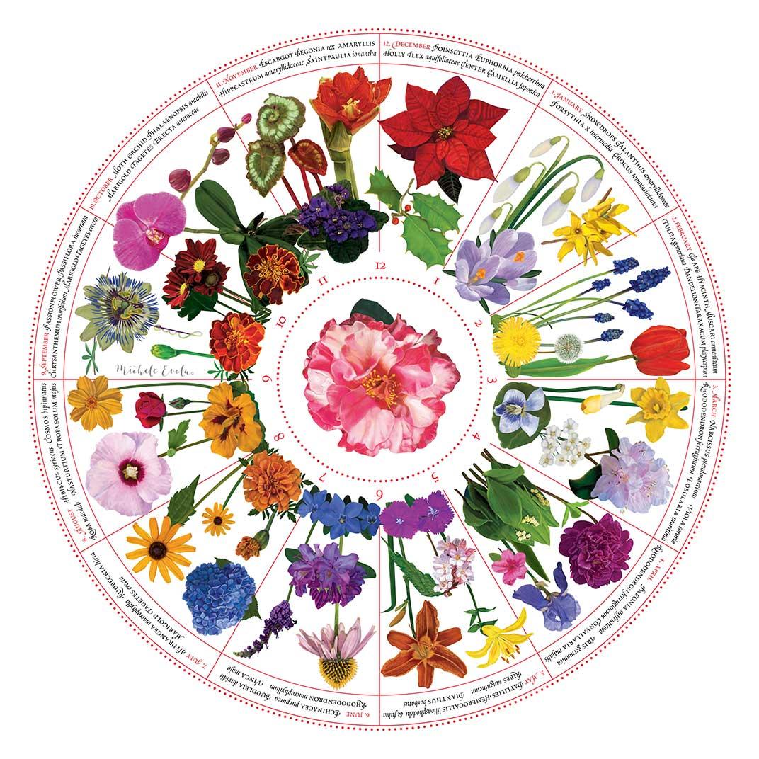 Botanical Garden Calendar