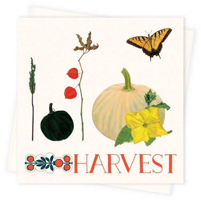 Harvest Greeting Cards